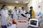 Têt traditionnel : environ 1.300 cadeaux aux malades en situation difficile