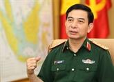 Le ministère de la Défense travaille avec l'état-major général de l'Armée populaire du Vietnam