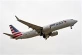 Le Boeing 737 MAX a effectué son premier vol commercial en Europe depuis 2019