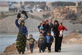 L'UNICEF appelle à une trêve humanitaire pour permettre la vaccination