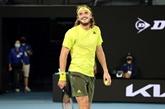 Open d'Australie : Tsitsipas réussit un exploit, Barty perd le fil