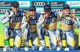 Mondiaux de ski alpin : la Norvège sacrée sur le parallèle par équipe