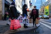 La consommation repart aux États-Unis, l'inflation en embuscade