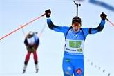 Mondiaux de biathlon : Simon-Guigonnat, le choix gagnant