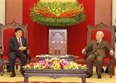 Renforcer les relations de bon voisinage Vietnam - Chine