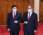 Le Vietnam attache toujours l'importance à la promotion du partenariat avec la Chine