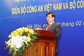 Le ministre de la Défense reçoit le ministre chinois Zhao Kezhi