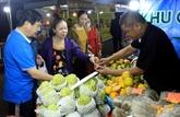Têt : les oranges et les pamplemousses de Hanoï face à la concurrence