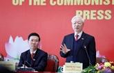 Le succès du XIIIe Congrès du PCV crée une base pour le développement du Vietnam