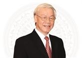 Nguyên Phu Trong réélu secrétaire général du PCV