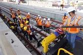 La ligne de métro N°1 sur le point d'entrer en test de fonctionnement