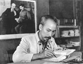 Lancement d'un livre portant sur le Président Hô Chi Minh et le Noir
