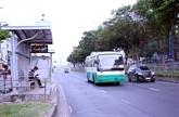Hô Chi Minh-Ville propose l'utilisation de petits bus