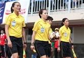 Deux Vietnamiennes pourraient intégrer le staff d'arbitrage de la Coupe du monde méminine 2023