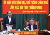 Tuyên Quang nécessite le développement de l'industrie du bois, selon le Premier ministre