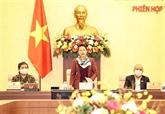 Clôture de la 53e réunion du Comité permanent de l'Assemblée nationale