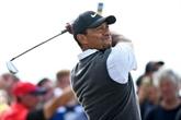 La star du golf Tiger Woods hospitalisée après un accident de la route