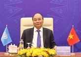 Nguyên Xuân Phuc au débat ouvert sur le climat du Conseil de sécurité de l'ONU