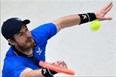 Tennis : Murray éliminé d'entrée à Montpellier