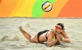 Beach-volley : les joueuses pourront porter les bikinis lors du tournoi à Doha