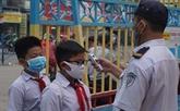Les élèves de Hô Chi Minh-Ville retourneneront à l'école début mars