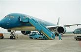 Vietnam Airlines propose l'investissement dans l'aéroport de Long Thành