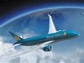 La ponctualité des compagnies aériennes vietnamiennes atteint 94,6%