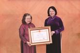 Une virologiste vietnamienne à l'honneur