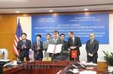 Renforcement de la coopération entre le Vietnam et la Virginie-Occidentale