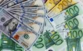 L'euro bondit face à un dollar affaibli par la Fed
