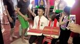La coutume des Thai de défier son gendre