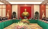 Rencontre avec d'anciens membres du BP, du Secrétariat du PCV du XIIe mandat