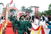 Des jeunes de plusieurs localités rejoignent l'Armée