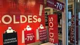 Même prolongés, les soldes n'ont pas consolé les commerçants