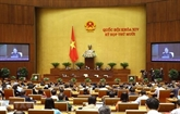 Poursuivre le renouvellement des activités de l'Assemblée nationale