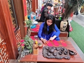 Nouvel An 2021 : un petit tour rue des calligraphes à Hô Chi Minh-Ville