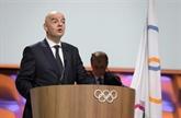 FIFA/transferts : le CIO rejette une requête contre Infantino