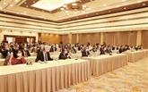 Corps diplomatique et organisations internationales informés des résultats du Congrès du Parti