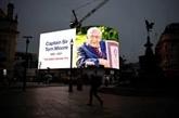 Les Britanniques rendent hommage à leur