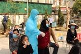 37 nouveaux cas confirmés à Hai Duong dans la matinée du 4 février