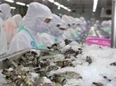 Les exportations nationales de produits agricoles et aquatiques débutent en fanfare