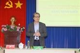 Les Viêt kiêu de Hô Chi Minh-Ville contribuent activement à l'édification nationale