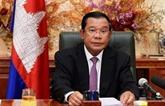 Le président du Parti du peuple cambodgien apprécie le rôle de leadership du PCV
