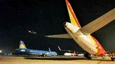 L'aéroport de Tân Son Nhât augmente ses vols de nuit pendant le Têt