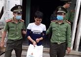 Phu Yên : poursuite en justice et détention provisoire d'un homme pour actes subversifs