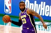 NBA : James et Durant en tête des votes pour un probable All-Star Game