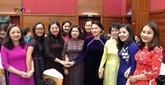 Les députées jouent un rôle important dans le développement du Vietnam