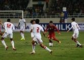 Éliminatoires de la Coupe du monde 2022 : report du match entre le Vietnam et la Malaisie