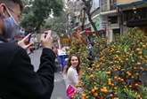 Quand les étrangers accueillent le Nouvel an vietnamien