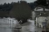 Inondations : Castex en Lot-et-Garonne par